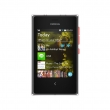 Nokia Asha 503 mobiiltelefon, 4GB, Asha 1.2, 256K TFT, 5MP, WLAN, BT 3.0, Red