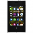 Nokia Asha 503 mobiiltelefon, 4GB, Asha 1.2, 256K TFT, 5MP, WLAN, BT 3.0, Black