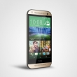 HTC One mini 2 16GB Smartphone, Android 4.4.2, Super LCD2, Quad-core 1.2GHz, 13MP FHD, GPS, WLAN, BT 4.0, Amber Gold English