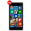 Nokia Lumia 830 16GB Smartphone, Windows 8.1, 5 IPS LCD, Quad-core 1,2GHz, 10MP Carl Zeiss, 4G, GPS, WLAN, BT 4.0, NFC. Black