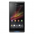 Sony Xperia L C2105 8GB, Smartphone, Android 4.1 , 4.3 tolli TFT LCD, Dual-Core 1 GHz, 3.5G, 8 MP, GPS, WLAN, BT 4.0, Black