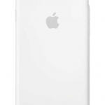 Apple iPhone 7, 8 Silicon Case Orig. MQGL2ZM White