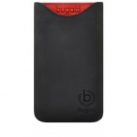 Kott Bugatti Pouch Skinny XL, Glowing Coal