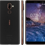 Nokia 7 Plus LTE, WiFi 802.11 a/b/g/n/ac Bluetooth 5.0 GPS/AGPS+ GLONASS+BDS, NFC, RAM 4GB, Internal 64GB, 6' IPS LCD (2160 x 1080, 18:9), 12 MP + 16 MP ZEISS optics, USB Type-C (USB 2.0), BLACK