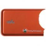 Aku kaas Sony-Ericsson W610i Orig. Black/Orange
