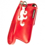 Kott Krusell Wave Pouch Red/White