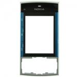 Korpuse esipaneel Nokia X3 Orig. Light Blue