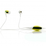 Handsfree Sony-Ericsson Stereo Orig. MH907 White/Yellow
