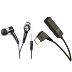 Handsfree Samsung Orig. 3.5mm adapteriga AAEP433 + M20 Black