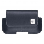 Kott Horizontal Leather Case magnetiga Blackberry, vööklamber Orig. HDW-18975-002 Indigo