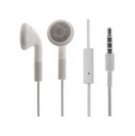 Handsfree Apple iPhone 3G, 3GS, 4G j.m. 3.5mm Orig. MA814LL/A White