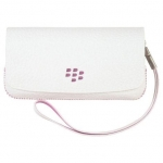 Kott BlackBerry Folio Case, magnet. Orig. ASY-29559 White/Pink