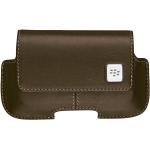 Kott Horizontal Leather Case magnetiga Blackberry, vööklamber Orig. HDW-18975-002 Brown