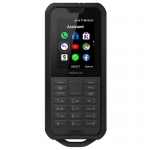 Mobiiltelefon Nokia 800 Tough Black Steel