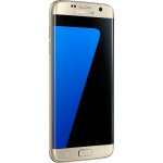 Samsung SM-G935F Galaxy S7 Edge 4G Smartphone 32GB, Android 6 , 5.5 tolli SAMOLED, Dual-core 2.15 GHz + dual-core 1.6 GHz, Quad-core 2.3 GHz + quad-core 1.6 GHz, 12MP 4K, GPS, WLAN, BT 4.2, Gold