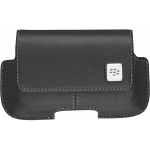 Kott Horizontal Leather Case magnetiga Blackberry, vööklamber Orig. HDW-18975-002 Black