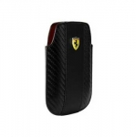 Kott Ferrari Challenge Series Pouch for iPhone Orig. Black