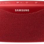 Samsung Level Box Slim Bluetooth kõlar, 8W, IPX7, Orig. EO-SG930CREGWW RED