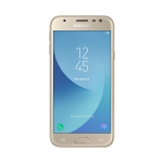 Samsung SM-J330F Galaxy J3 (2017) DUAL SIM Smartphone 16GB, Android, 5 tolli SAMOLED, Quad-core 1.4 GHz , 13MP, GPS, WLAN, BT 4.2 Gold