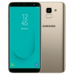 Samsung Galaxy J6 2018 SM-J600, 32 GB, LTE, Android 8.0, 5.6' 720 x 1440 Super AMOLED, Dual SIM, 13MP, 8MP, Fingerprint reader, 3000 mAh, Gold