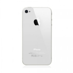 Aku kaas Apple iPhone 4 Orig. White