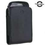 Kott Leather Pouch Blackberry Orig. HDW-24206-001 Black