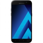 Samsung SM-A520F Galaxy A5 2017 4G Smartphone 32GB, Android 6.0.1 , 5.2 tolli SAMOLED, Octa-core 1.9 GHz, 16MP FHD, GPS, WLAN, BT 4.2, Black Sky