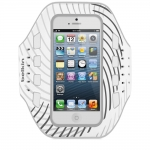 Kott BELKIN Sports Armband Ease-Fit for Apple iPhone 5 White
