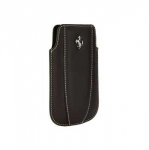Kott Ferrari Modena Series Pouch for iPhone Orig. Brown