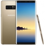 Samsung SM-N950F Galaxy Note 8 4G Smartphone 64GB, Android 8, 6,3 tolli SAMOLED, Octa-core (4x2.3 GHz ja 4x1.7 GHz), Dual 12MP 4K, GPS, WLAN, BT 5, Gold