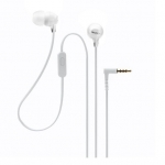 Sony Handsfree Stereo 3.5mm Orig. MDR-EX15AP White