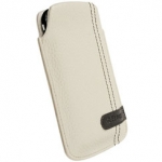 Kott Krusell Gaia Mobile Pouch, size L, Sand