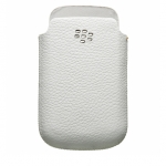 Kott BlackBerry Leather Pouch Orig. ACC-32917 White