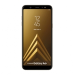Samsung Galaxy A6+ SM-A605F. 6' 1080 x 2220 SAMOLED, 1,8 GHz. 3 GB RAM, 32 GB, Gold