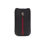 Kott Ferrari California Series Leather Pouch Size S Orig. Black