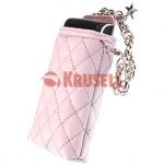Kott Krusell Coco Case M Pink/Silver