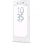 Sony Xperia X Compact (F5321) Smartphone, Android 6.0.1, 32GB, IPS LCD 4.6 tolli, Hexa-core (4x1.4 GHz ja 2x1.8 GHz), 23MP, White