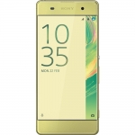Sony Xperia XA (F3111) Smartphone, Android 6.0.1, 16GB, IPS LCD 5 tolli, Octa-core 2.0 GHz, 13MP, Lime Gold