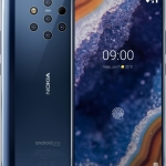 Nokia 9 PureView 128GB, 6GB Dual-SIM, MIDNIGHT BLUE