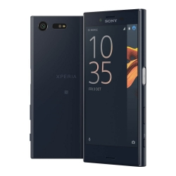 Sony Xperia X Compact (F5321) Smartphone, Android 6.0.1, 32GB, IPS LCD 4.6 tolli, Hexa-core (4x1.4 GHz ja 2x1.8 GHz), 23MP, Universe Black