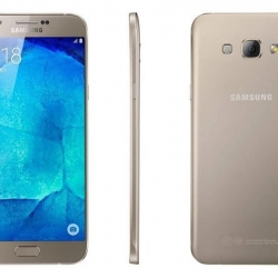 Samsung SM-A530F Galaxy A8 (2018) DUAL-SIM, 4G Smartphone 32GB, Android 7, 5.6 tolli SAMOLED, IP68, Octa-core 2x2.2 GHz + 6x1.6 GHz, 16MP FHD, GPS, WLAN, BT 5, Gold