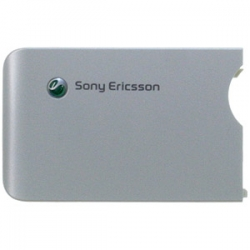 Aku kaas Sony-Ericsson K660 Orig. Lime on White