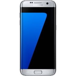 Samsung SM-G935F Galaxy S7 Edge 4G Smartphone 32GB, Android 6 , 5.5 tolli SAMOLED, Dual-core 2.15 GHz + dual-core 1.6 GHz, Quad-core 2.3 GHz + quad-core 1.6 GHz, 12MP 4K, GPS, WLAN, BT 4.2, Silver Titanium