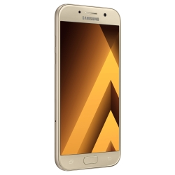 Samsung SM-A520F Galaxy A5 2017 4G Smartphone 32GB, Android 6.0.1 , 5.2 tolli SAMOLED, Octa-core 1.9 GHz, 16MP FHD, GPS, WLAN, BT 4.2, Gold Sand