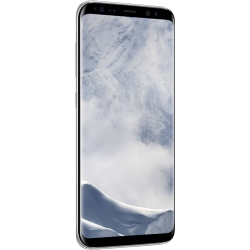 Samsung SM-G950F Galaxy S8 4G Smartphone 64GB, Android 7 , 5.8 tolli SAMOLED, Octa-core (4x2.3 GHz ja 4x1.7 GHz), 12MP 4K, GPS, WLAN, BT 5, Artic Silver
