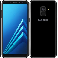 Samsung SM-A530F Galaxy A8 (2018) DUAL-SIM, 4G Smartphone 32GB, Android 7, 5.6 tolli SAMOLED, IP68, Octa-core 2x2.2 GHz + 6x1.6 GHz, 16MP FHD, GPS, WLAN, BT 5, Black