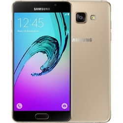 Samsung SM-A510F Galaxy A5 2016 4G Smartphone 16GB, Android 5.1.1 , 5.2 tolli SAMOLED, 1.2GHz ja 1.5GHz Quad-Core, 13MP FHD, GPS, WLAN, BT 4.1, Gold
