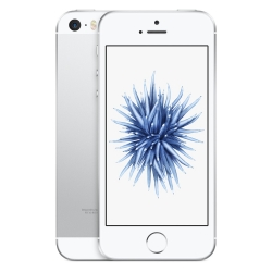 Apple iPhone SE 16GB mobiiltelefon, iOS 9.3.3, IPS LCD, Dual-core 1,84 GHz, 12MP, GPS, WLAN, BT 4.2, Silver (ametlikult võrguvaba!)