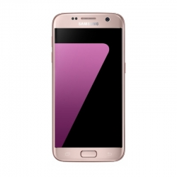 Samsung SM-G930F Galaxy S7 4G Smartphone 32GB, Android 6 , 5.1 tolli SAMOLED, Dual-core 2.15 GHz + dual-core 1.6 GHz, Quad-core 2.3 GHz + quad-core 1.6 GHz, 12MP 4K, GPS, WLAN, BT 4.2, Pink Gold